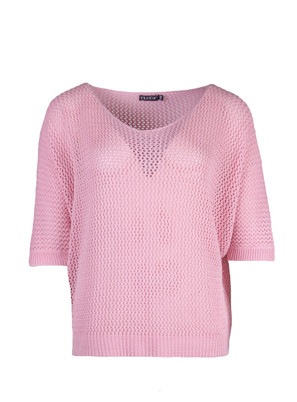 Sweater Liscate Pink